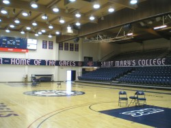 St Mary's College Arena